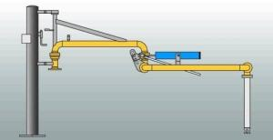 裝車鶴管密封不好卸油問題,如何解決?(圖1)
